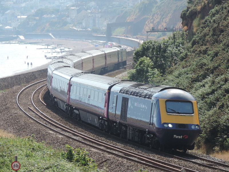43079 Dawlish Warren 13-07-13