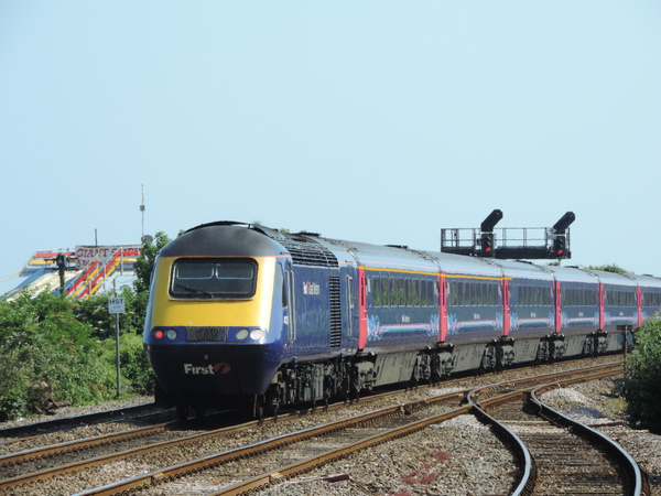43128 Dawlish Warren 13-07-13 by AlvinKnight