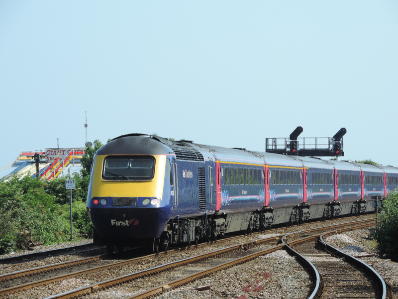 43128 Dawlish Warren 13-07-13