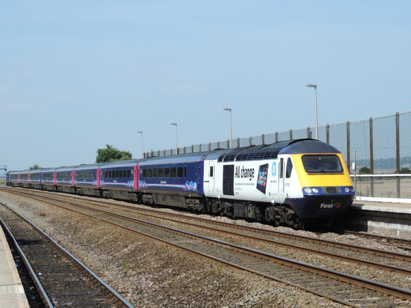43148 Dawlish Warren 13-07-13 by AlvinKnight