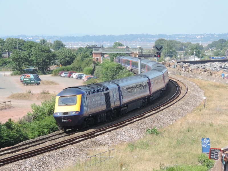 43191 Dawlish Warren 13-07-13
