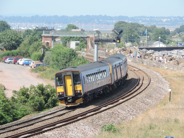 153372 Dawlish Warren 13-07-13 by AlvinKnight