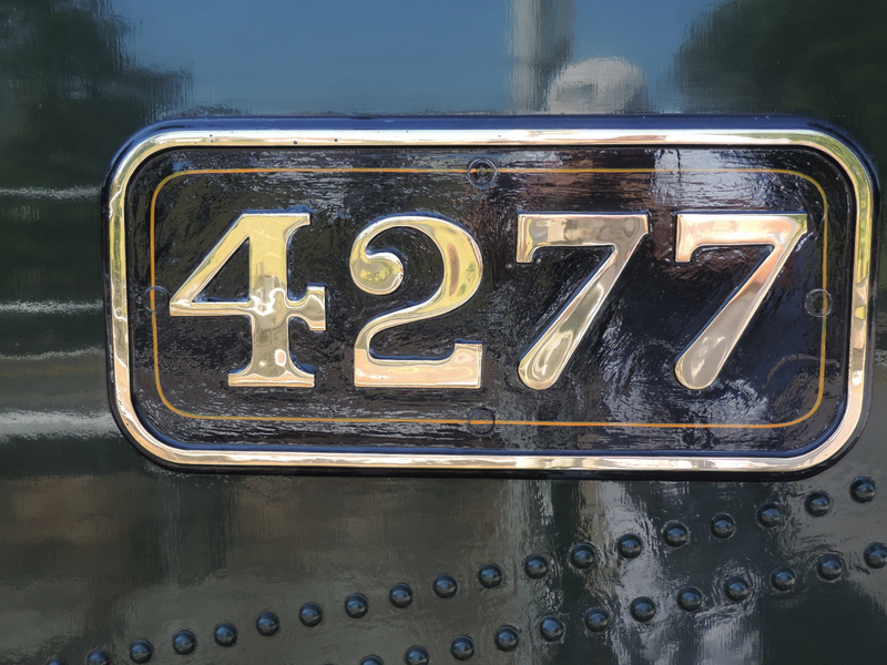 4277 Numberplate Paignton 14-07-13