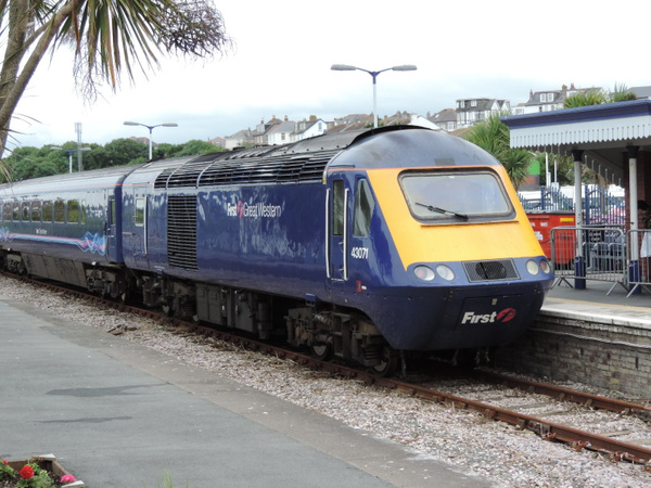 43071 Newquay 10-08-13 by AlvinKnight