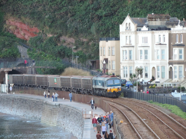 59101 Dawlish 12-08-13 by AlvinKnight