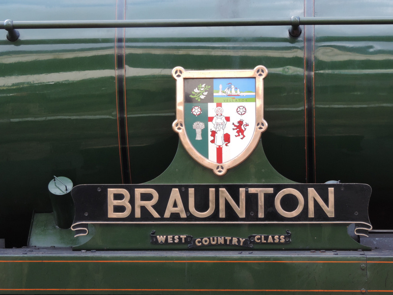 34046 Nameplate Paington 18-08-13
