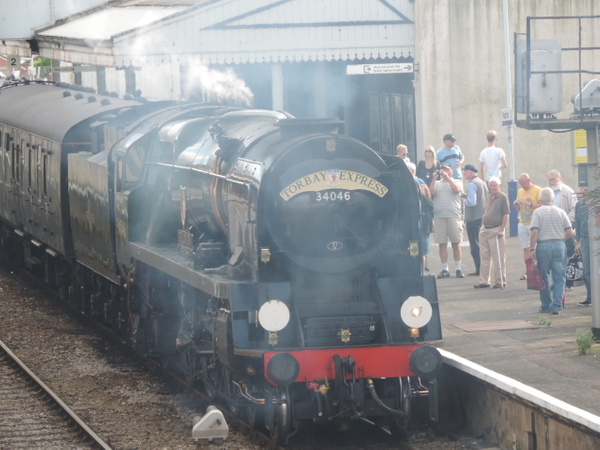 34046 Paington 18-08-13 (3) by AlvinKnight