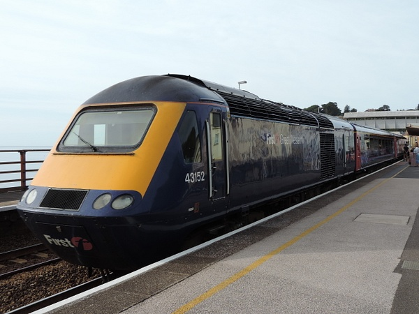 43152 Dawlish 02-09-13 by AlvinKnight