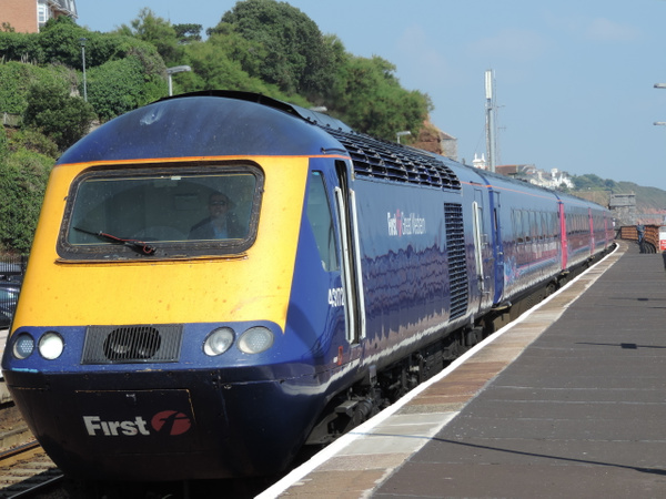 43172 Dawlish 26-08-13 by AlvinKnight