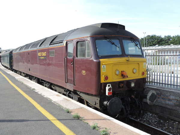 47237 Exeter SD 01-09-13 by AlvinKnight