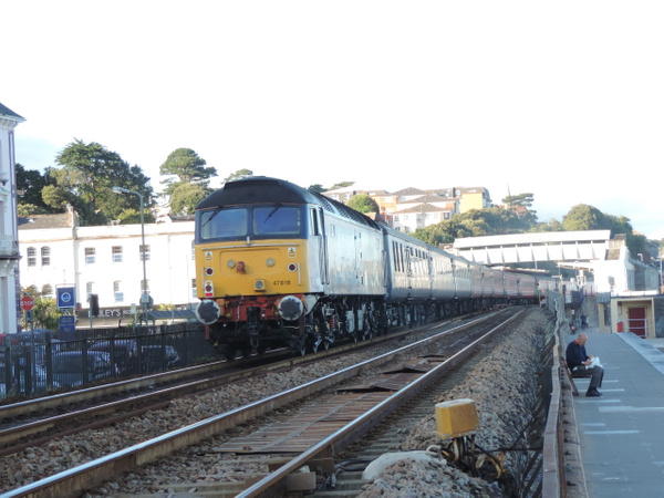 47818 Dawlish 02-09-13 by AlvinKnight