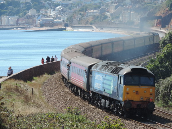 47501 Dawlish Warren 02-09-13 by AlvinKnight