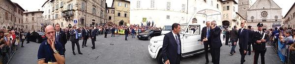 Assisi 4 Ottobre 2013 by ProtezionecivileSg