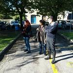 Prova Evacuazione Scuola media San Giustino 17/10/2013