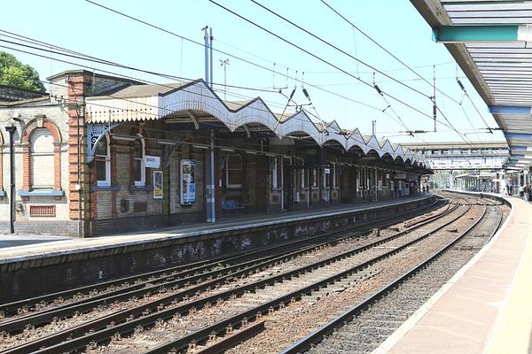 Ipswich Station by AlanHC22