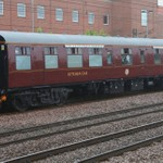 Charter Train Vehicles