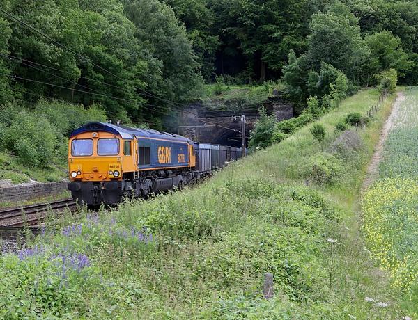 Class 66 GBRf by AlanHC22