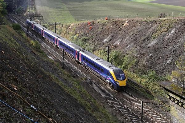 Class 180 Adelante DMU by AlanHC22