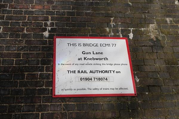 Welwyn to Knebworth by AlanHC22