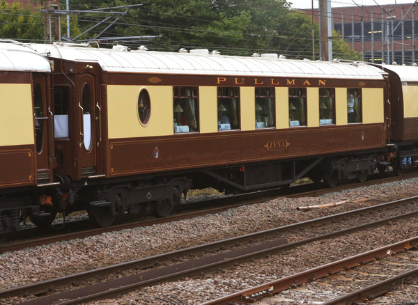 British Pullman Car Company Vehicles by AlanHC22