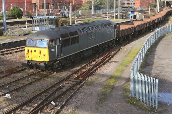 Class 56 by AlanHC22