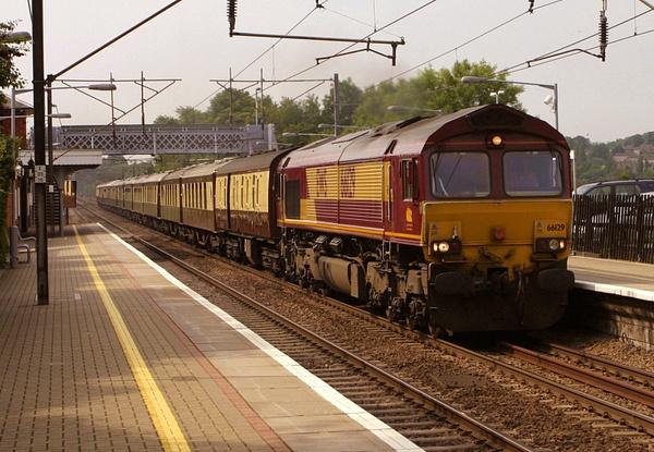 Class 66 DB Schenker by AlanHC22