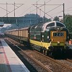 Class 55 Deltic Post BR era