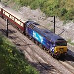 Class 57 DRS