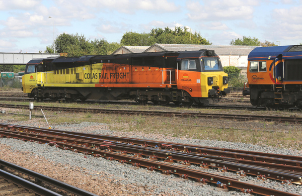 Class 70 Colas by AlanHC22