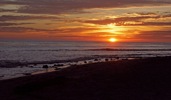 Sunset Art by PhilippeBenichou