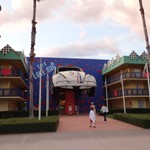 Disney Hotel 2013