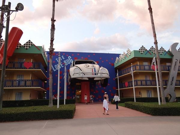 Disney Hotel 2013 by KarenTaylor