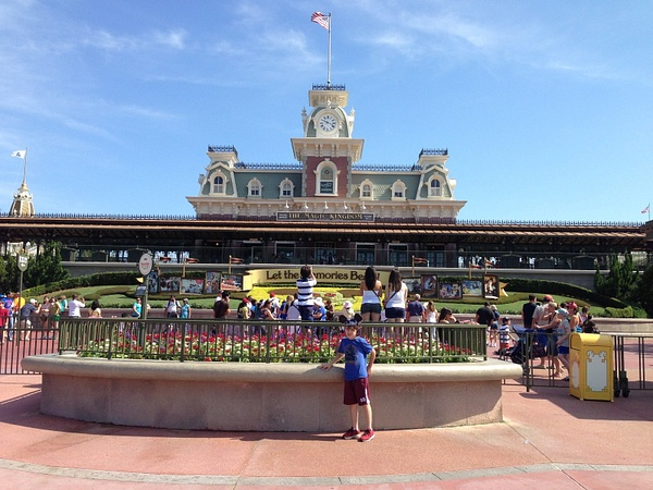 Magic Kingdom 2013 by KarenTaylor