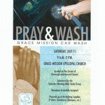 2009-07-15 Pray and Wash