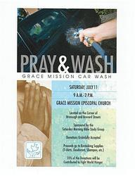 2009-07-15 Pray and Wash