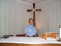 Pastor Amanda & Staff at Grace Mission