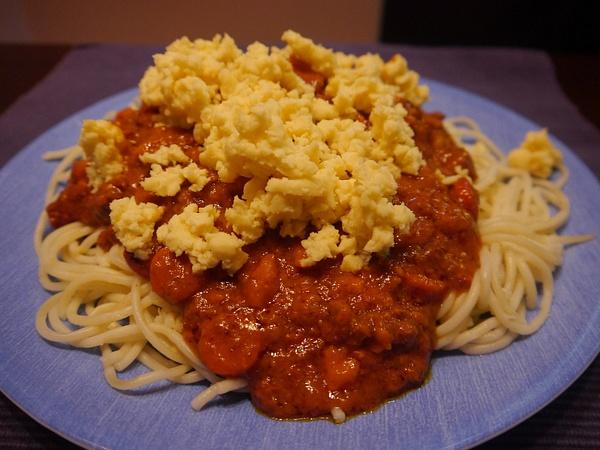 Jollibee Spaghetti Copycat by Reims74