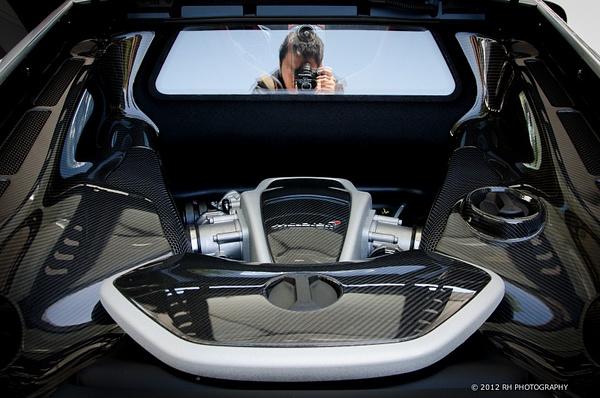 Hybrid Hotrods carshow by Matt H by Matt H