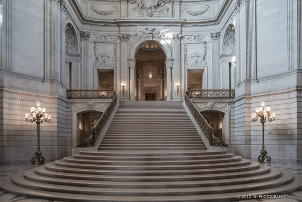 SF City Hall by Matt H