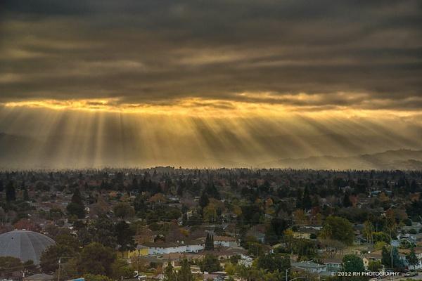 Sun Rays by Matt H