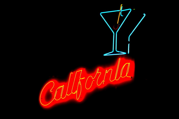 California_Neon_sm. by ArtCooler