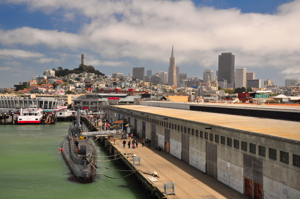 San_Francisco_From_O_Brien by ArtCooler