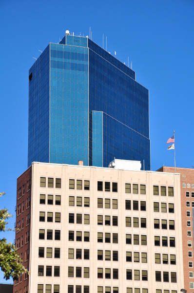 Carter_Burgess_building_in_downtown_Fort_Worth. by...