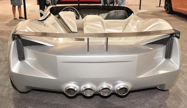 Corvette_Concept_Rear by ArtCooler