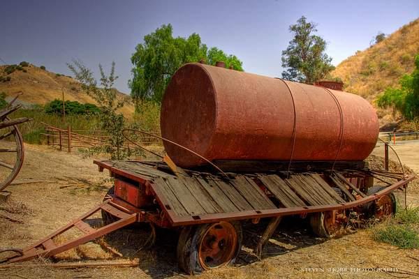 Old Water Tanker