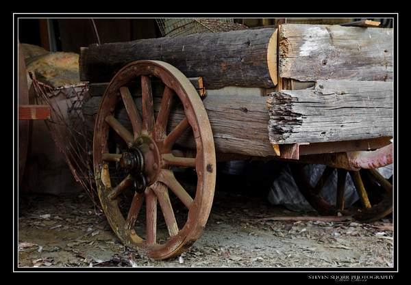 Wagon Wheel again