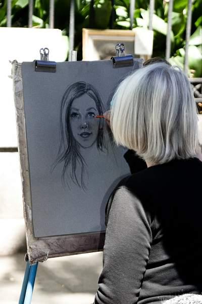 NOLA Street Artist