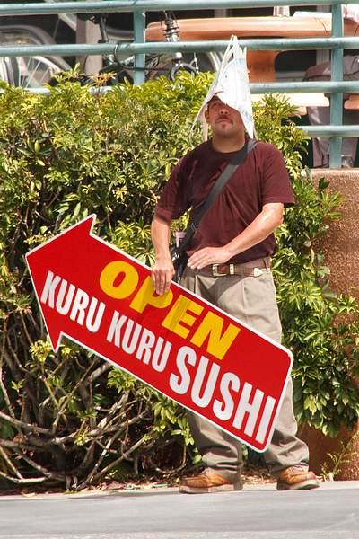 Will Work 4 Sushi