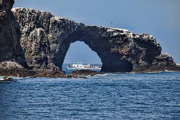 Aancapa Island Arch 2