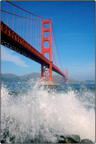 Golden Gate Splash